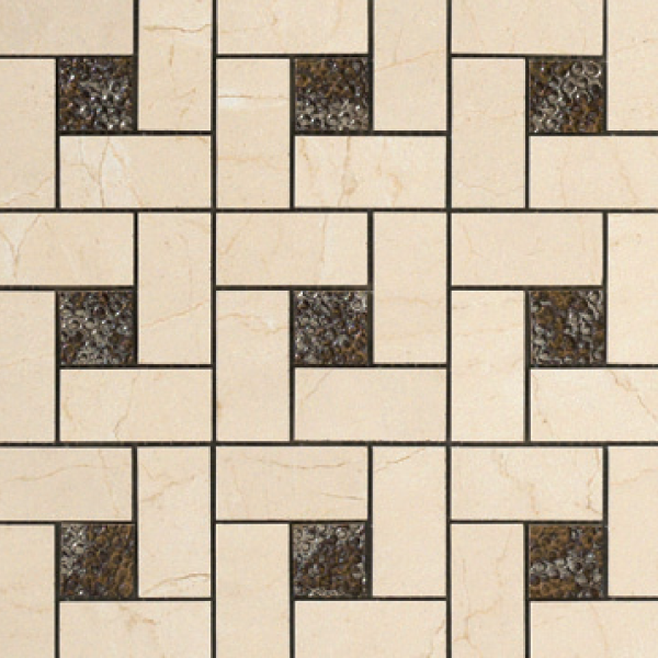 pinwheel-mosaic-semi-polished