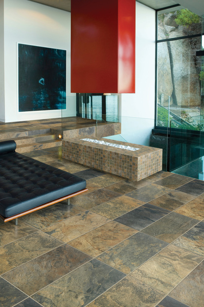 Floor tile denver